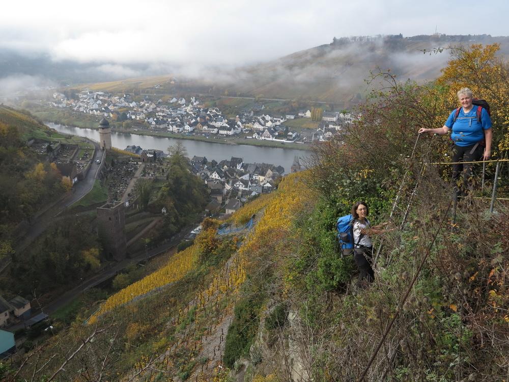 Klettersteig Cochem : Ferienwohnung wiesner cochem familie harry annita