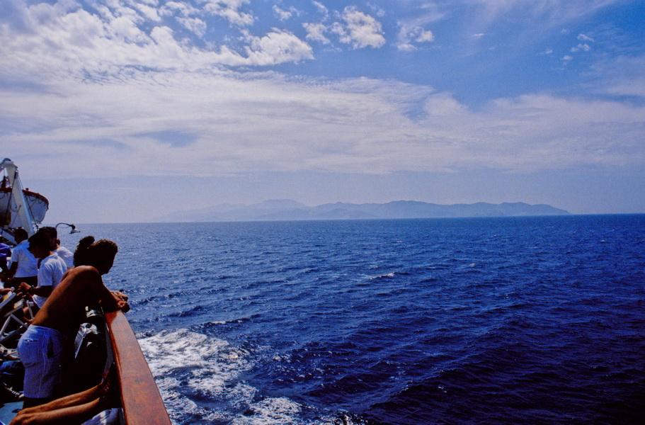 Korsika voraus