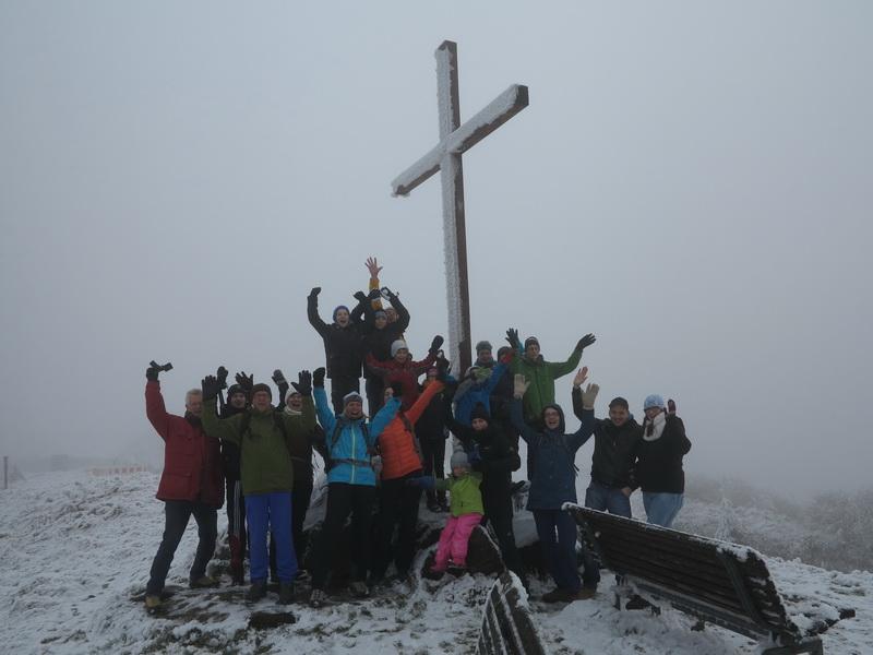 Clemensberg Summit 837m