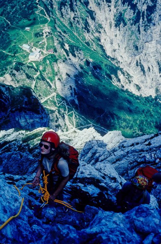 1981 Wilder Kaiser Hintere Goinger Halt