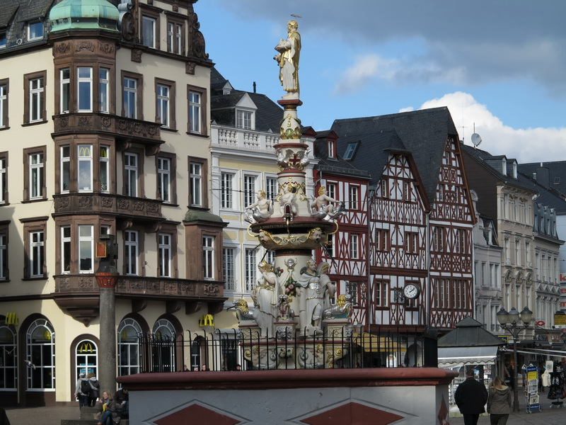 Marktplatz Trier