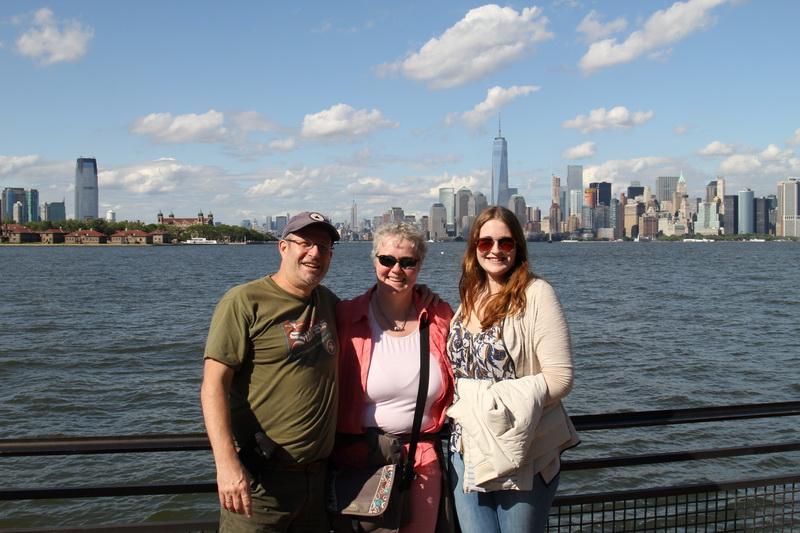 Auf Liberty Island