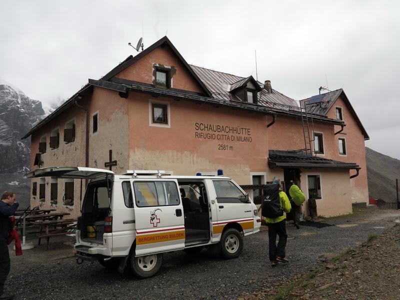 Schaubachhütte