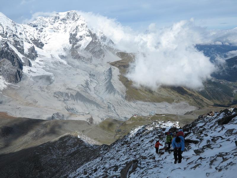 Steckner- Steig zur Eisseespitze