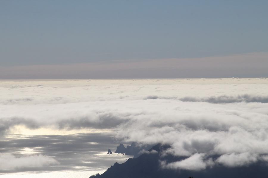 Blick vom Achado do Teixera nach Osten