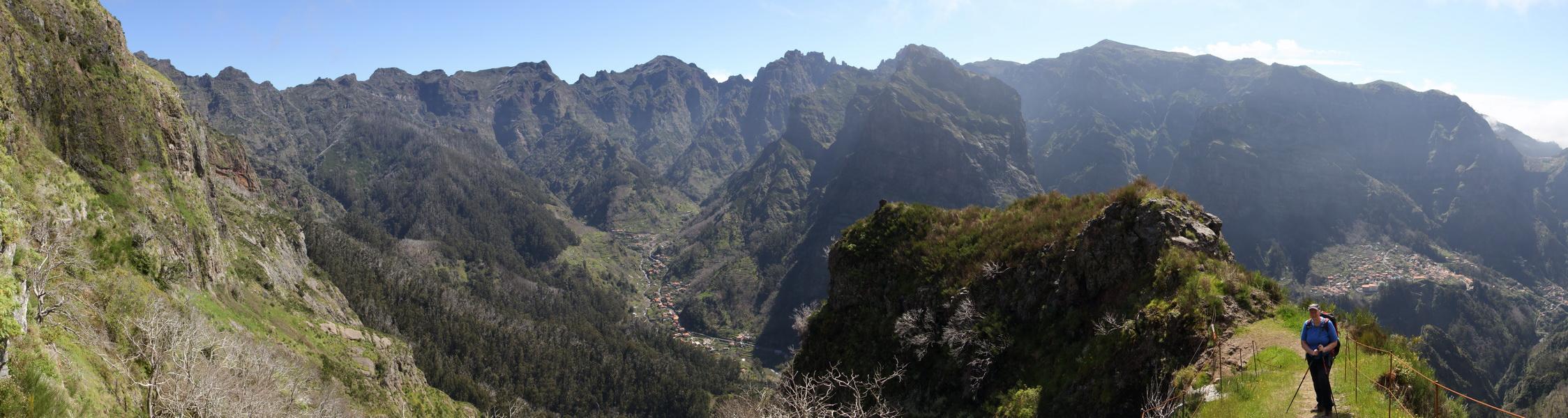 Aufstieg zum Pico Grande