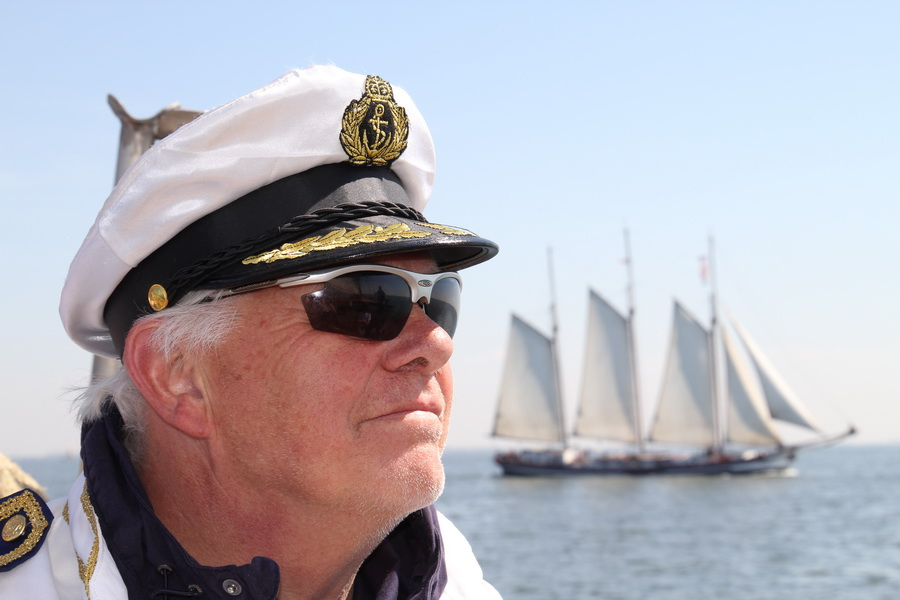 Seemann- laß das Träumen