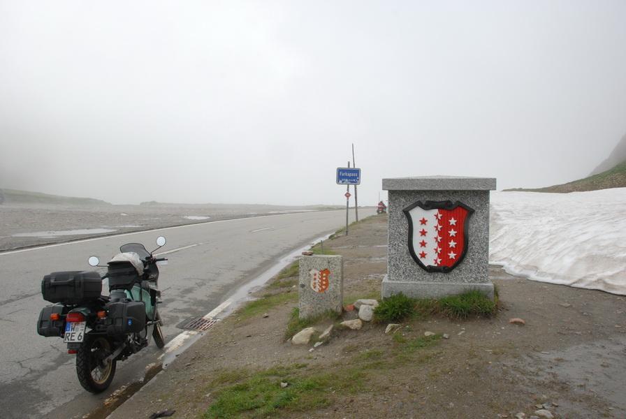 2009-07 Passhöhe am Furkapass