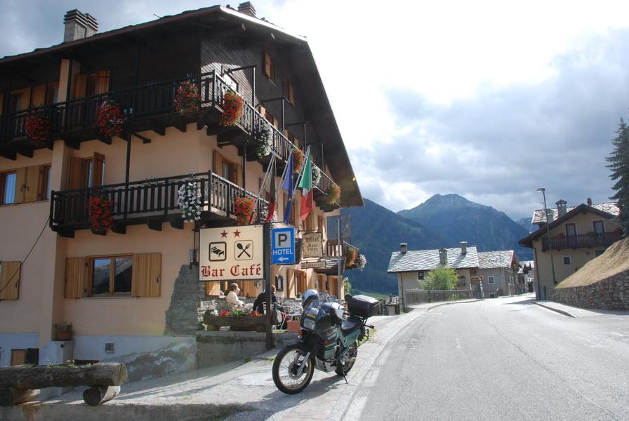 2009-07 Hotel im Aostatal