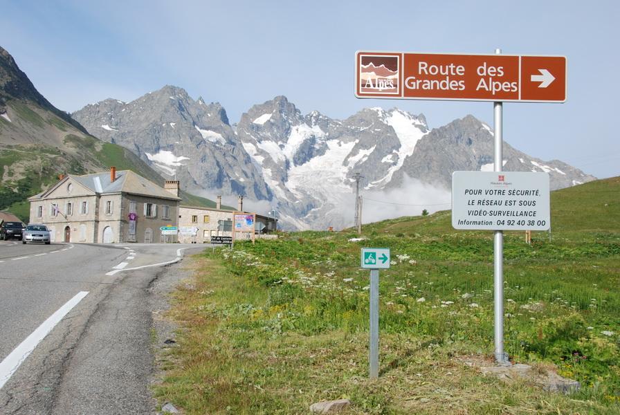 2009-07 Am Col du Lautaret 2058m