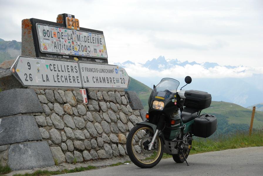 2009-07 Col de la Madelaine 1993m