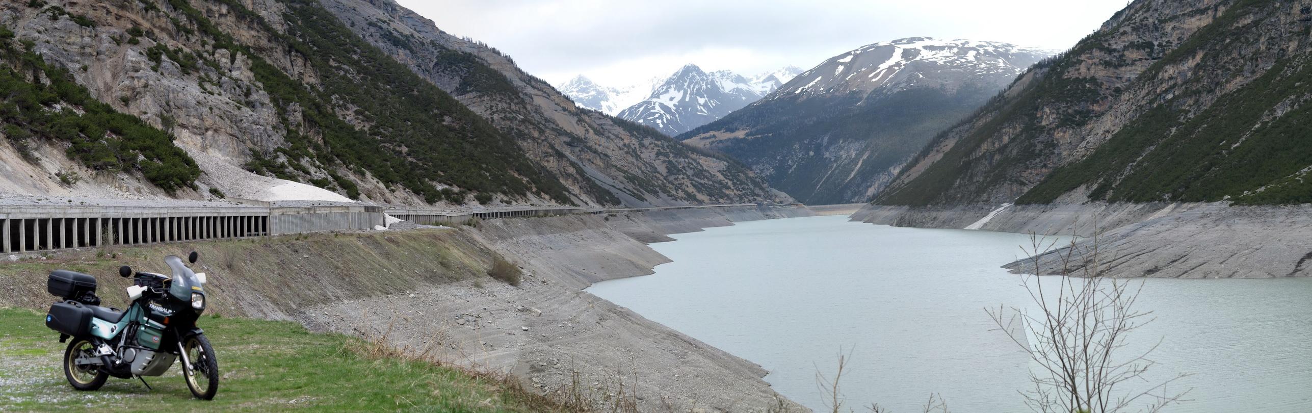 2013-05 Am Lago di Livignio