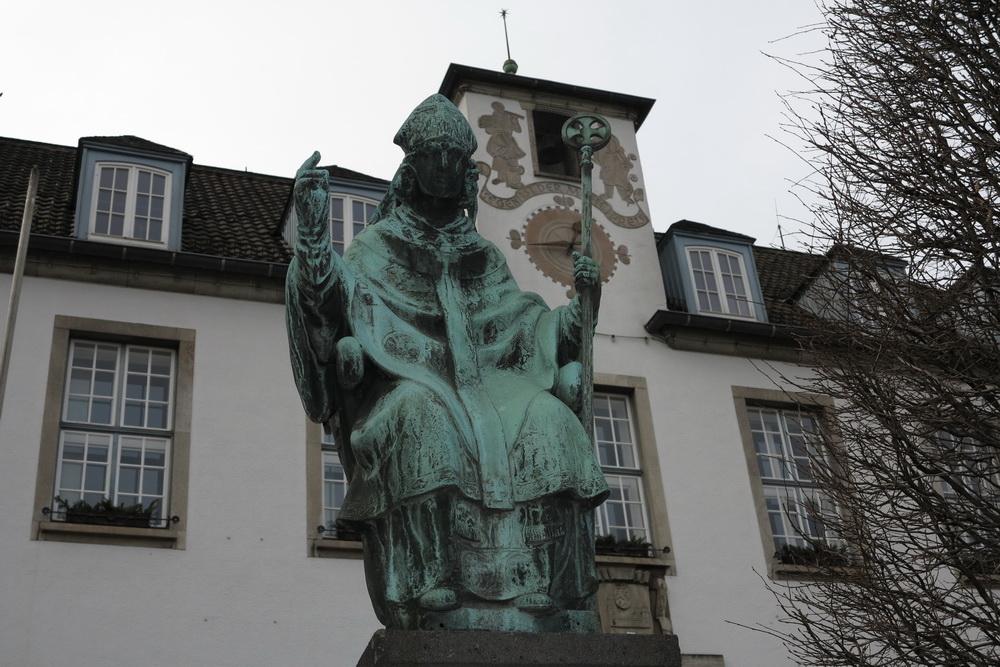 Engelbert von Berg 1185-1225 (Stadtpatron von Wipperfürth)