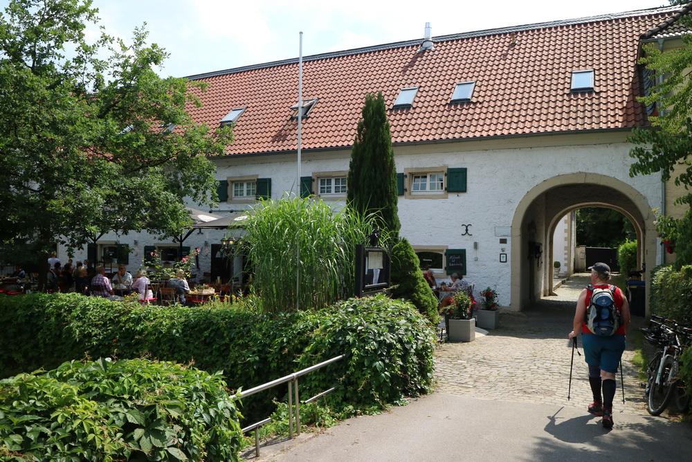 Wasserburg Düssel
