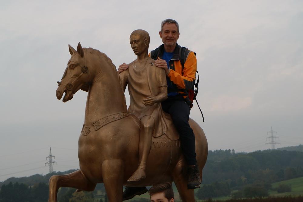 Augustus und Bernhard