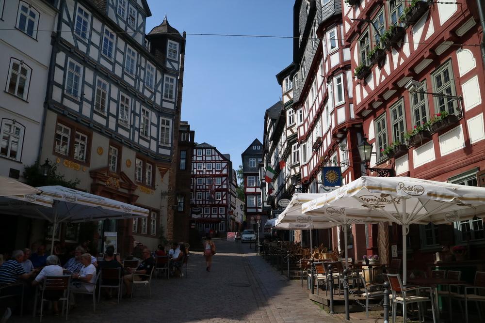 In Marburg