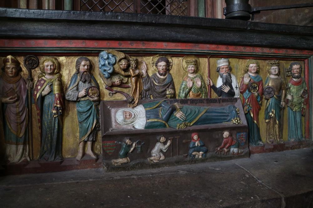 Grablege der Heiligen Elisabeth