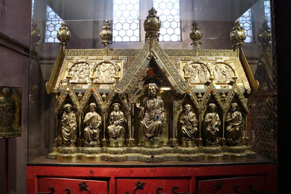 Reliquienschrein der Heiligen Elisabeth