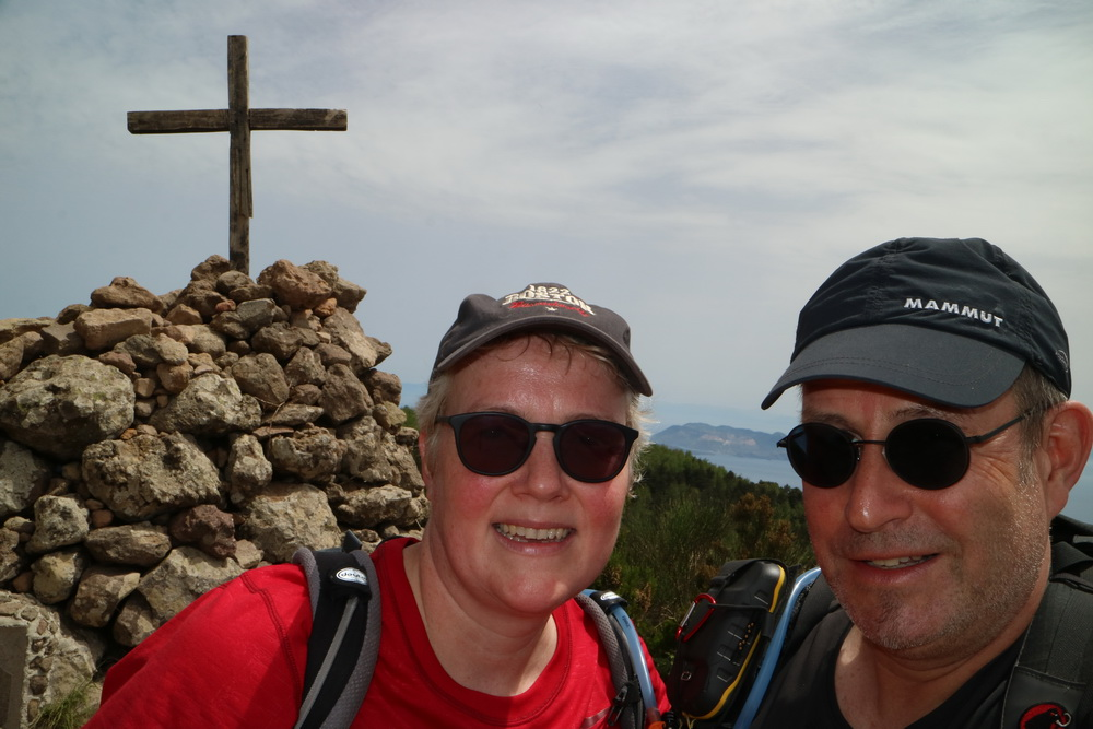 Monte Fossa delle Felci 962m