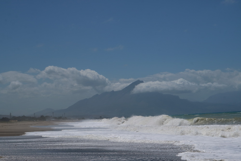 Strand in Capo