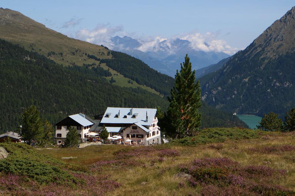 Zufallhütte 2265m
