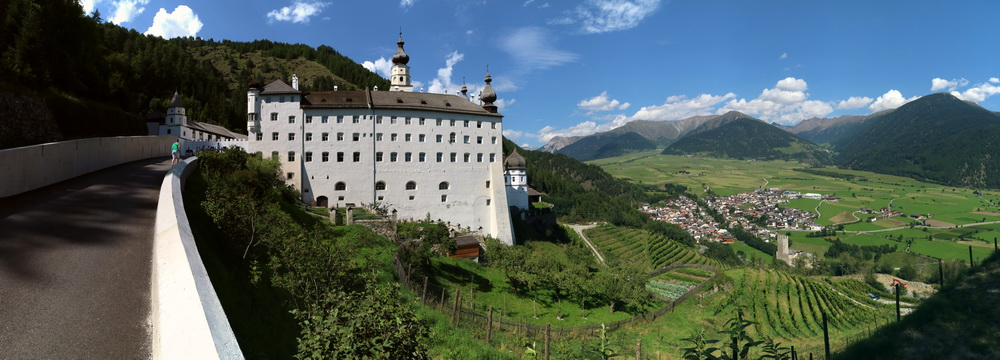 Benediktinerkloster Marienberg