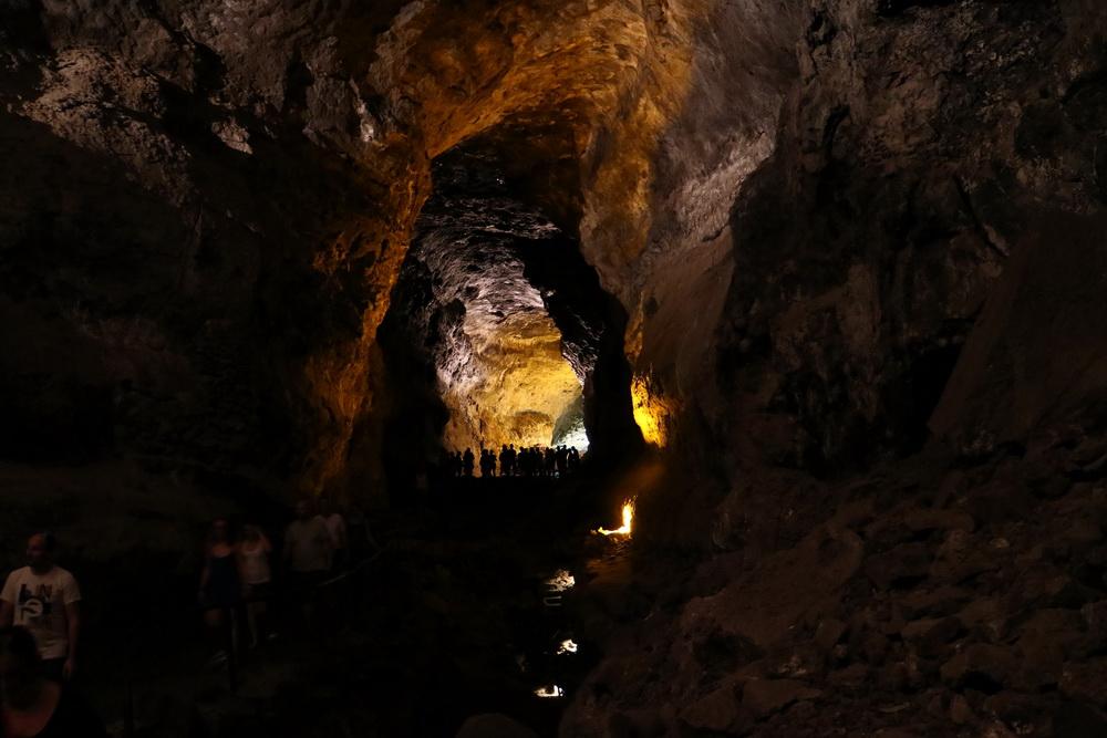 In der Cueva de los Verdes
