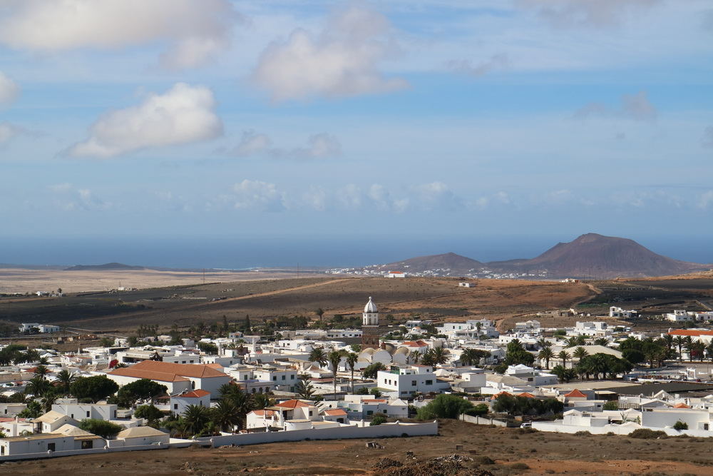 Die alte Hauptstadt Teguise
