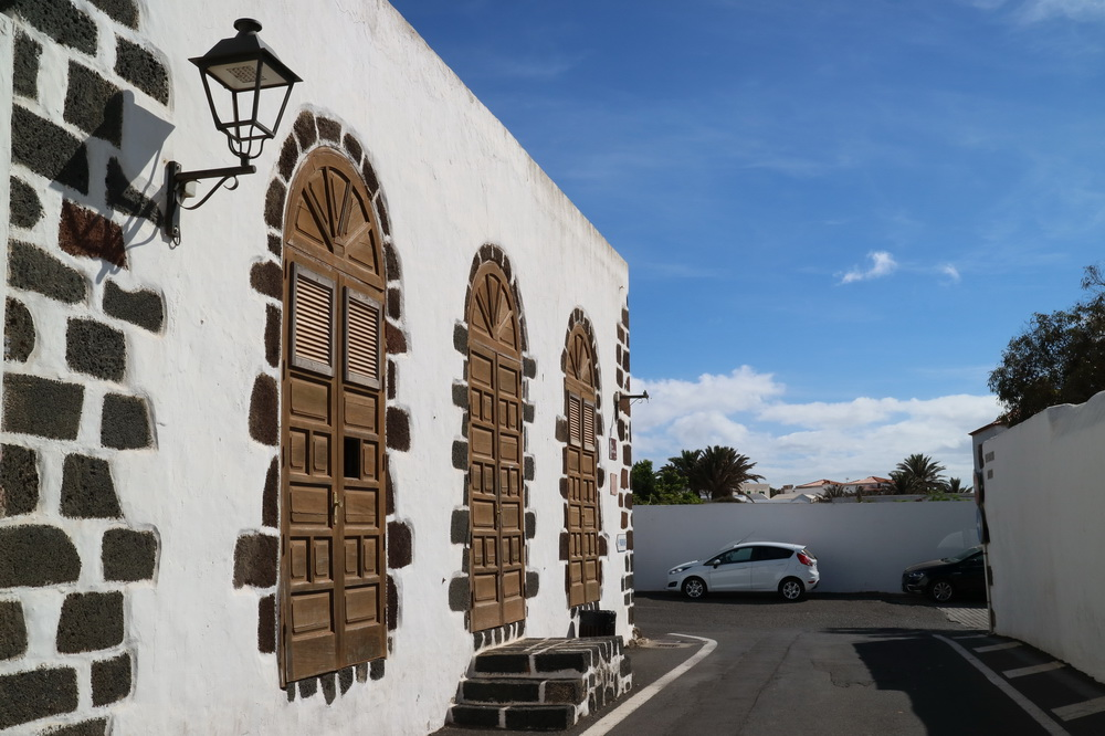Gasse in Teguise