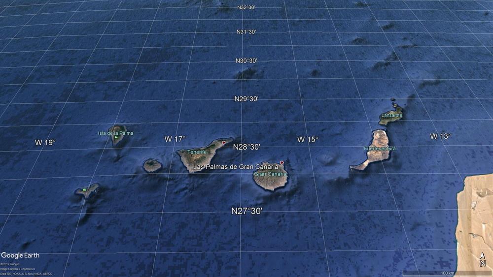 Kanarisches Archipel