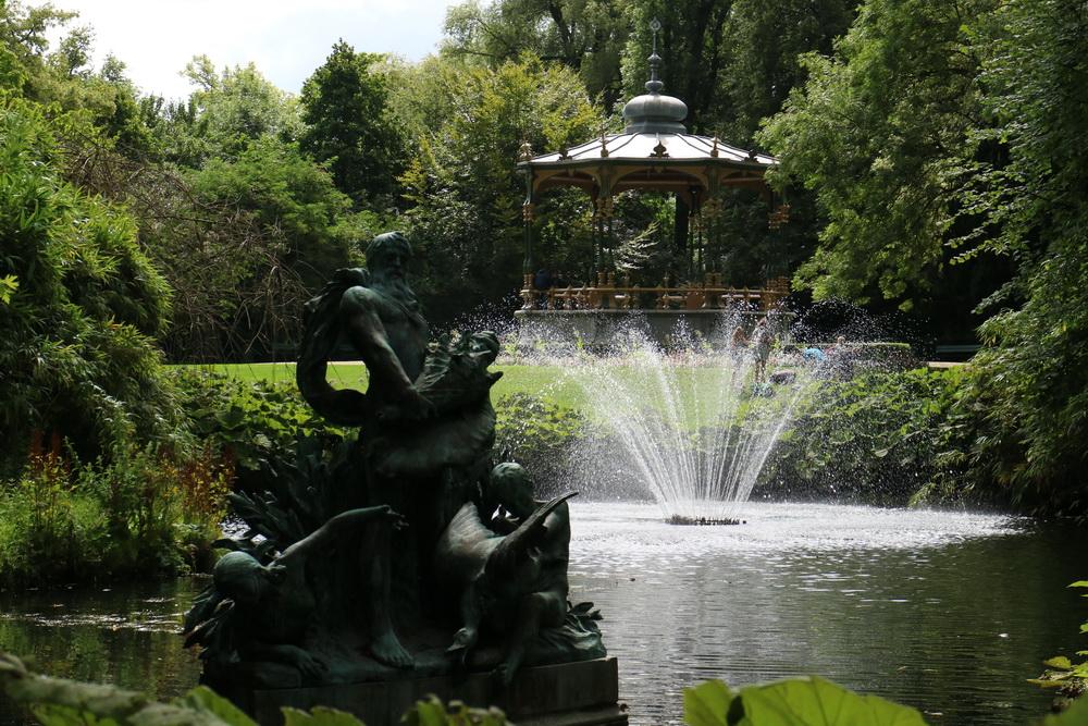 Königin Astrid- Park