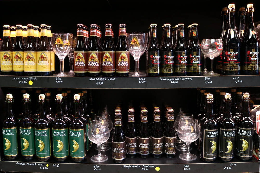 Belgiens Starke Biere