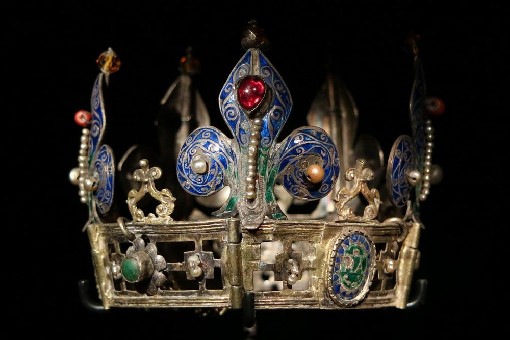 Krone- Maria von Burgund 15.Jh.