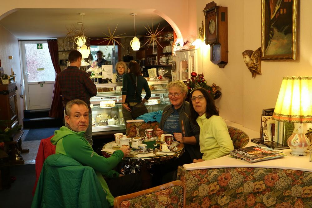 Kaffee und Kuchen in Braunfels