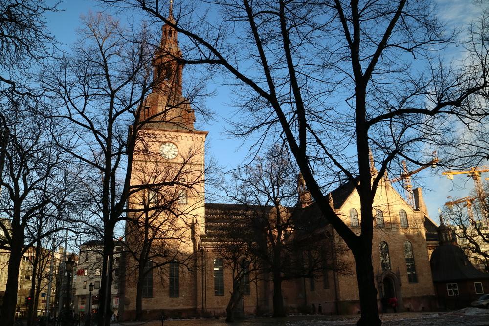 Domkirche Oslo