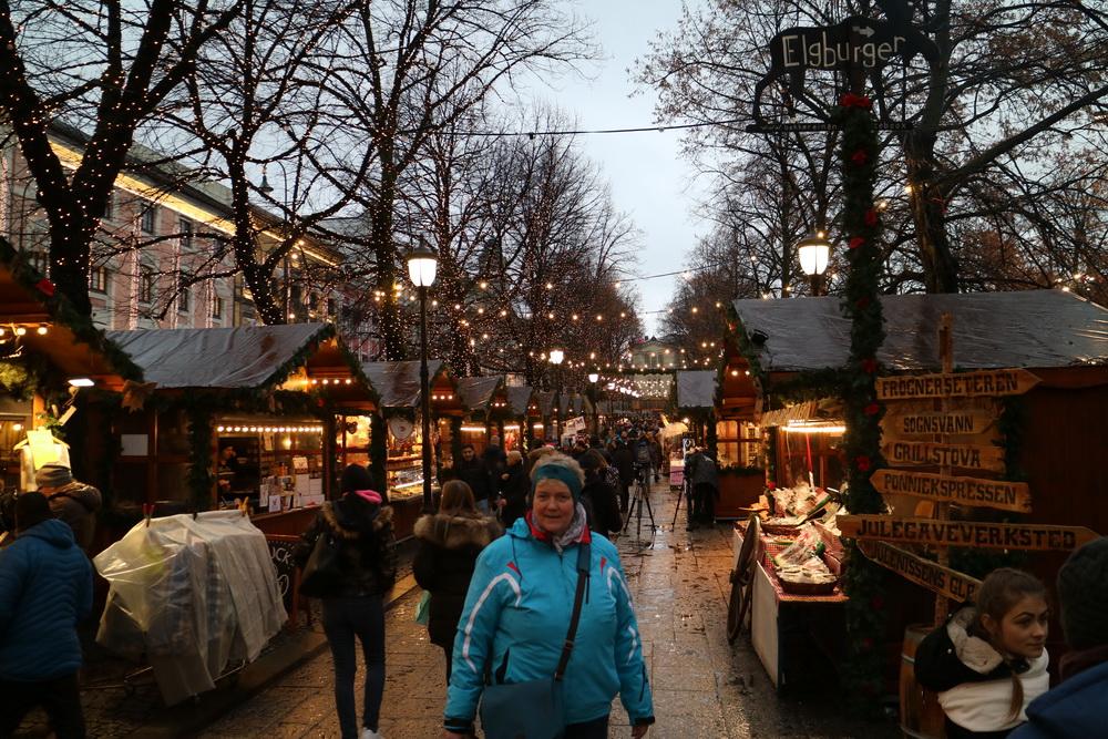 Oslo- Weihnachtsmarkt