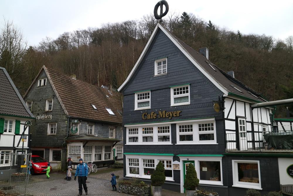 Solingen- Burg