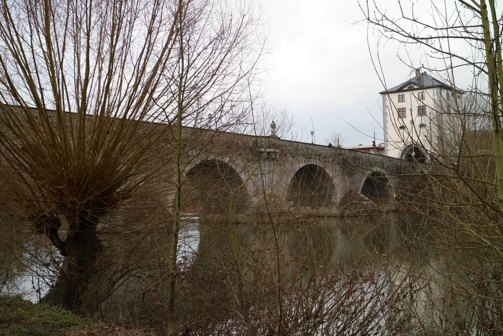 Steinbrücke Limburg