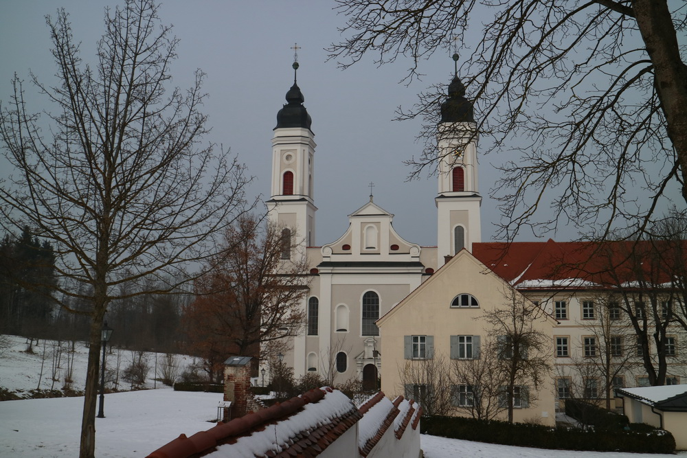 Benediktinerkloster Irsee