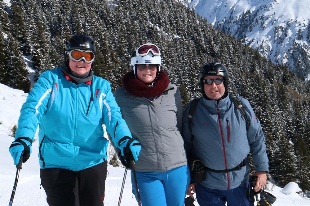 Doro, Anne und Arnd