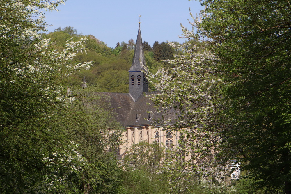 Leaving Altenberg