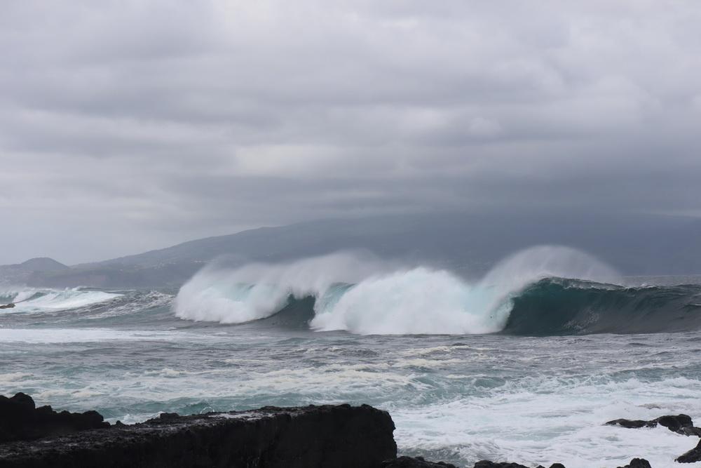 Azoren- Wetterküche im Atlantik