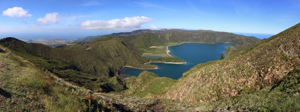 Lago do Fuogo