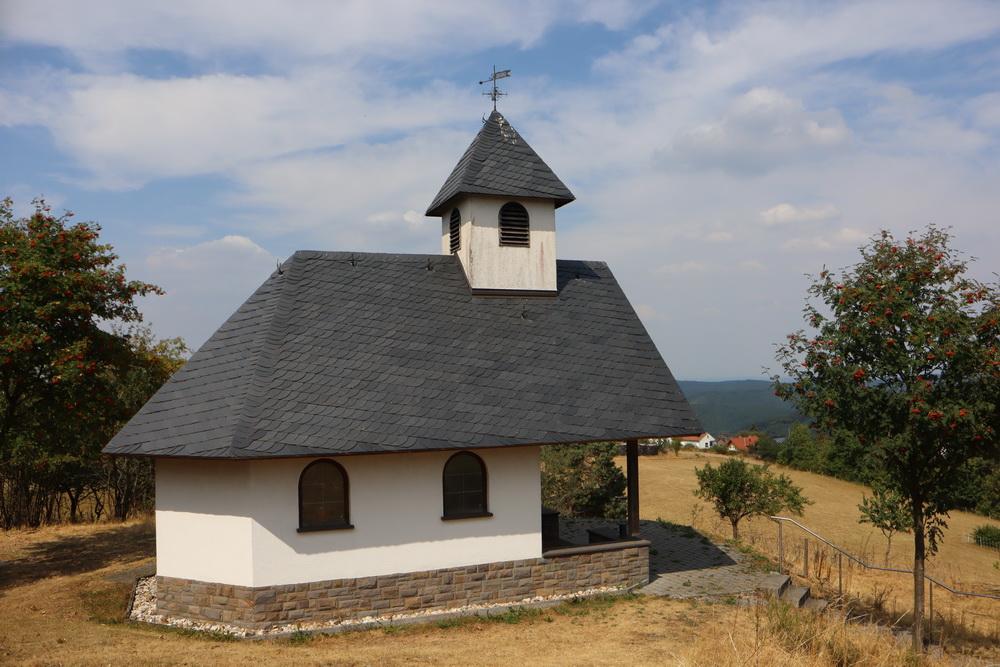 Krippenkapelle an der Linder Höhe