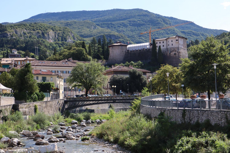 Burg von Rovereto