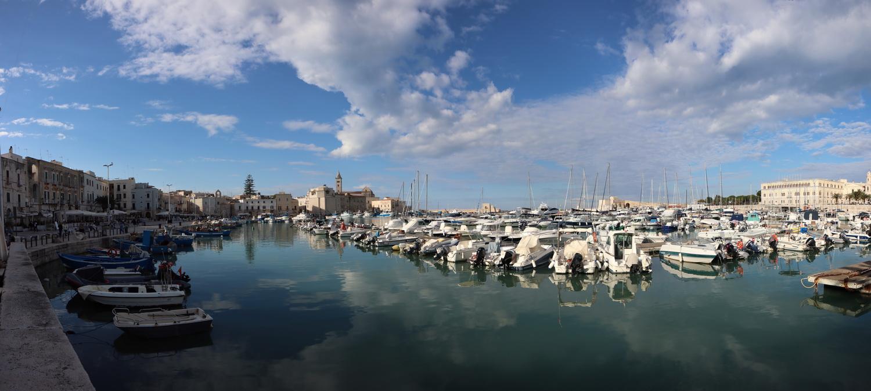 Trani Hafen