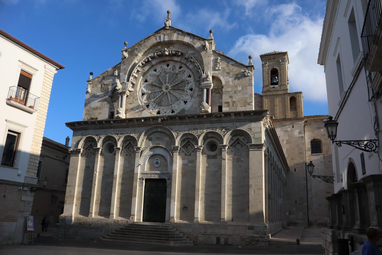 Troia- Kathedrale Santa Maria Assunta