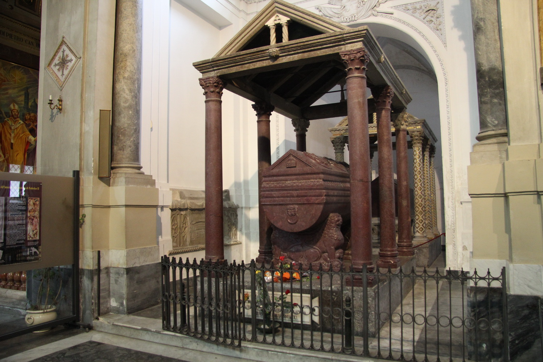 Kaisergruft Friedrich II- Dom Palermo