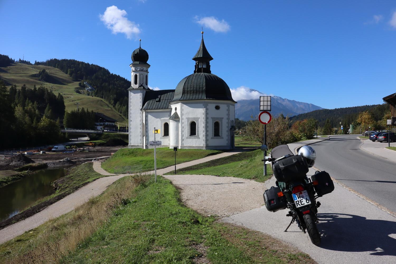 Heilgkreuz- Kapelle Seefeld