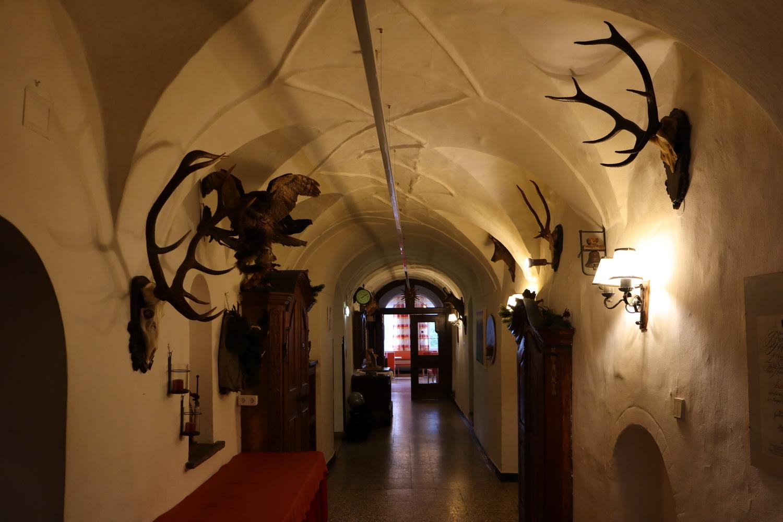 Hotelflur Hotel Sonne in Tarrenz